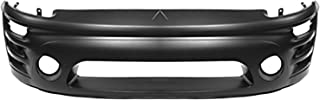 MBI AUTO - Painted to Match, Front Bumper Cover for 2002 2003 2004 2005 Mitsubishi Eclipse, MI1000282