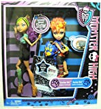 Monster High Howleen Y Clawdeen...