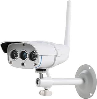 NexGadget IP Cámara Impermeable IP67 Exterior HD IR Visión Nocturna Detección de Movimiento