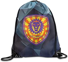 Logon 8 Orlando City Lion Logo Comfortable Ditty Bag One Size