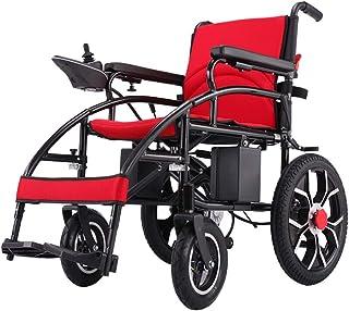 Ayanx sillas de ruedas eléctricas plegables eléctricas, sillas eléctricas para discapacitados, sillas de ruedas de alta resistencia, eléctricas o manuales