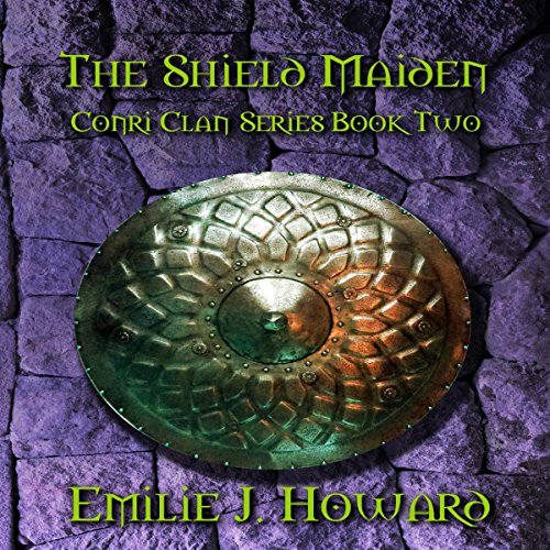 The Shield Maiden audiobook cover art