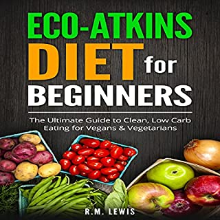 Eco-Atkins Diet Beginner's Guide and Cookbook cover art