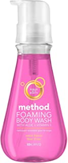 Method Foaming Body Wash - Water Flower - 18 oz