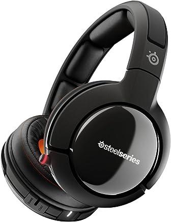 SteelSeries Siberia 800, cuffie da gioco, senza fili, Dolby Surround 7.1, PC / Mac / Playstation 4 / Dispositivi mobili / AppleTV / Roku - Trova i prezzi più bassi