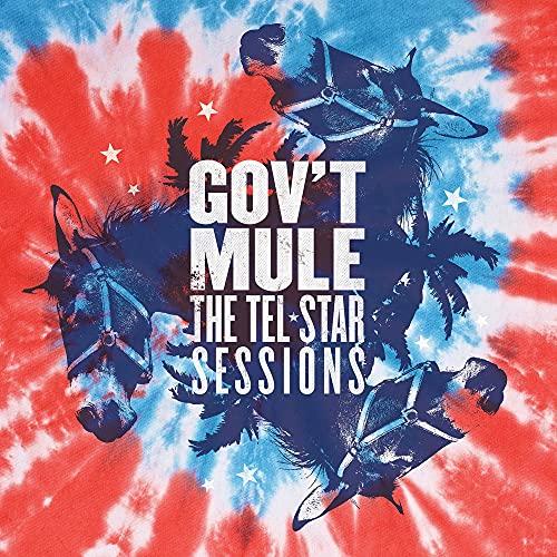Gov't Mule: The Tel-Star Sessions [Vinyl LP] (Vinyl)