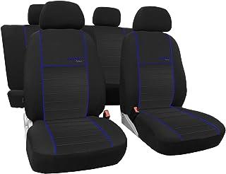 EJP Maßgefertigter Autositzbezug Für Renault Kangoo ab 2010, Beste Qualität Sitzbezüge im Design Trend LINE (erhältlich in 6 Farben).