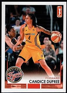 Basketball NBA 2017-18 Rittenhouse WNBA #35 Candice Dupree