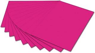 Folia Carton Photo 6123(50x 70cm, 10Feuille Rose
