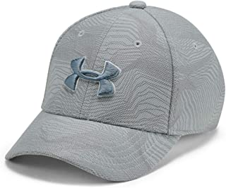 Under Armour Boys' Printed Blitzing 3.0 Hat
