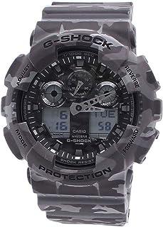 Relógio Casio G-Shock Anadigi Masculino GA-100CM-8ADR
