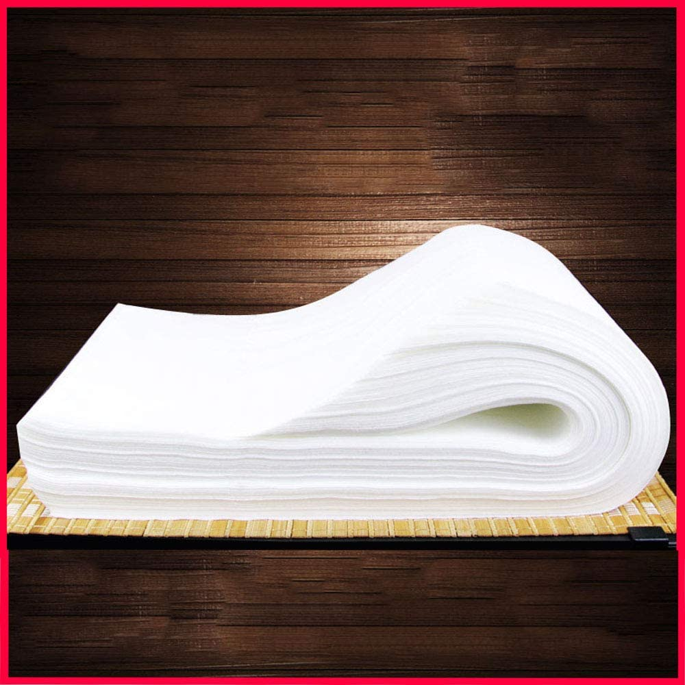 Finally popular brand Disposable Hair Towels 180 Pack Absorbent Large Salon Fashion To