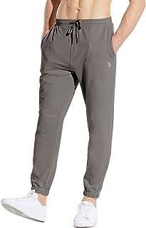 KellHay Mens Ghostbusters Jogging Cool Fleece Sweatpants Long Pants Leisure Wear Gray