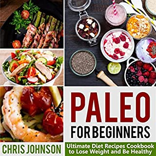 Paleo for Beginners cover art