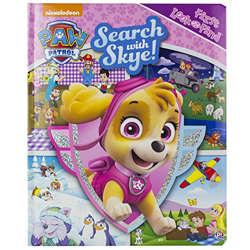 Nickelodeon: Paw Patrol: Search with Skye! (First Look and Find)