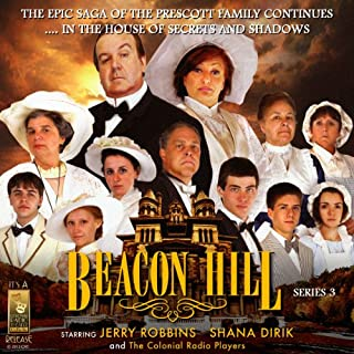 Beacon Hill audiobook cover art