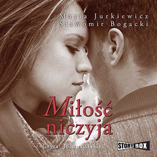 Milosc niczyja audiobook cover art