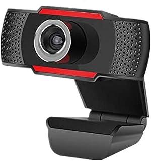 غطاء كاميرا الويب USB HD 1080P Webcam Video Recording Camera For PC Desktop Laptop Computer With Microphone Autofocus Webc...