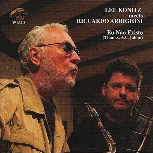 Lee Konitz & Riccardo Arrighini