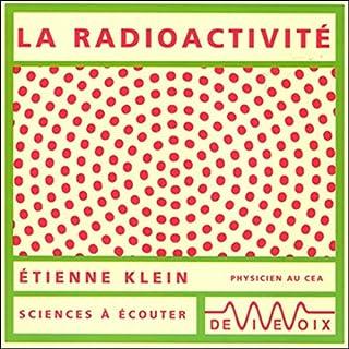 Couverture de La radioactivité