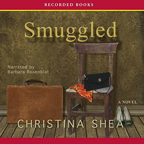 Smuggled audiobook cover art