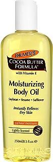 Palmer's Cocoa Butter Formula Moisturizing Body Oil with Vitamin E - 8.5 fl oz (Pack of 3)