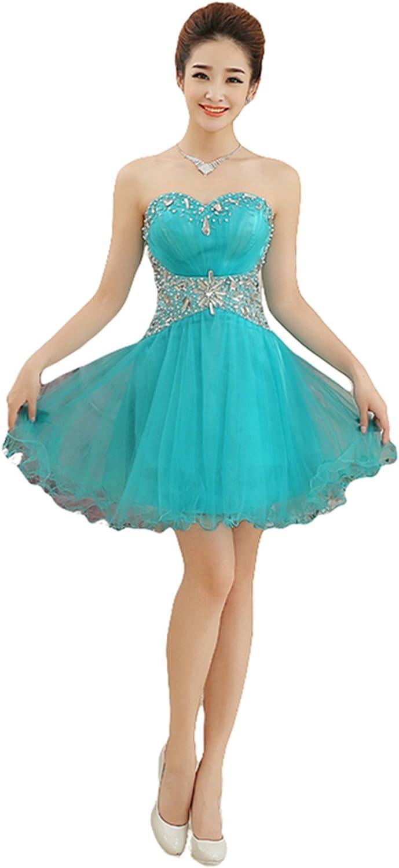 LIMATRY Beautiful Luxury Women's Fashion Prom Dress  Bridesmaid Dress