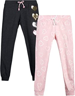 SOPIPOZ Girl Power Teenagers Active Joggers Youth Sweatpants Jersey Casual Pant