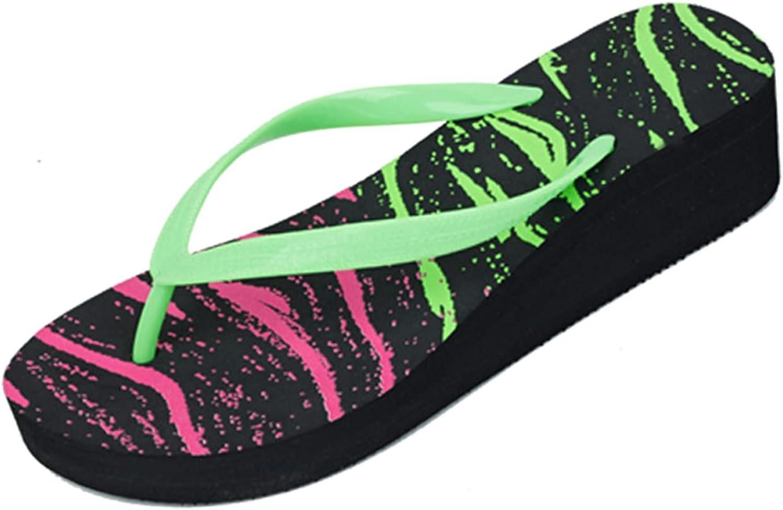Easter Special Sale Isabella Black Wedge Tstrap Flip Flop for Women (Assorted Designs)
