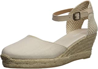 d3032118812 Soludos Women s Closed-Toe midwedge (70mm) Espadrille Wedge Sandal