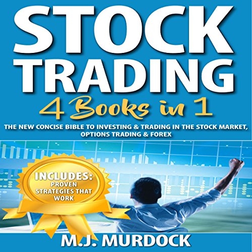 Stock Trading: 4 Books in 1 cover art