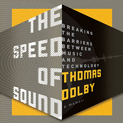 The Speed of Sound audiobook cover art