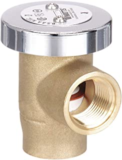 WATTS REGULATOR COMPANY Vacuum Breaker Chrome-Plated Brass LF288A-3/4