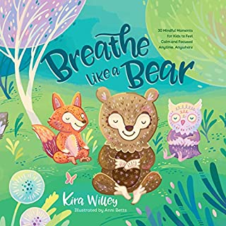 Breathe Like a Bear audiobook cover art