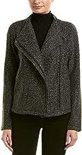 BCBGeneration Women's Asymmetric Zip Jacket