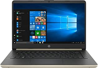 "2019 Newest HP 14"" Touch-Screen Laptop Intel Core i3 4GB RAM 128GB SSD Windows 10- Ash Silver Keyboard Frame"