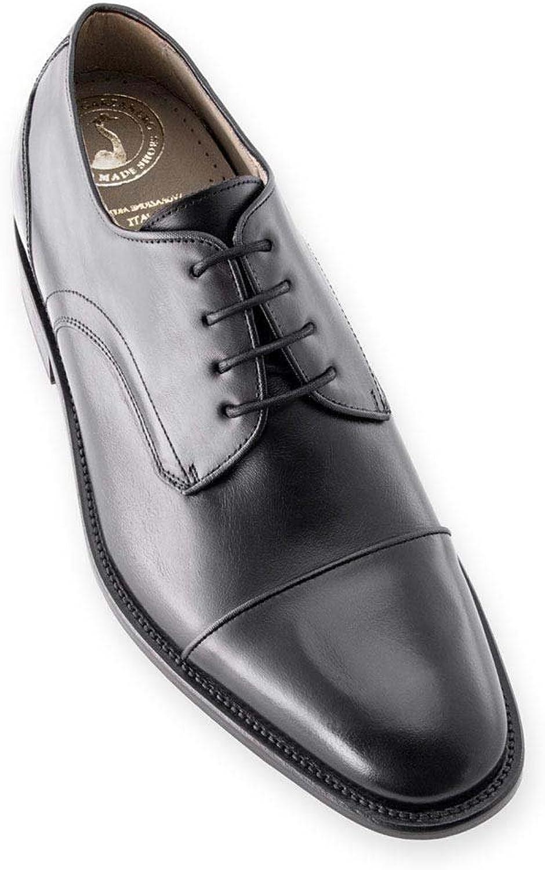 Masaltos Elevator skor Med Osynlig Osynlighet, Höjd Ökande skor för för för män.Var Taller 2.75 tum  7 cm.Modell Birmingham  lagreklam