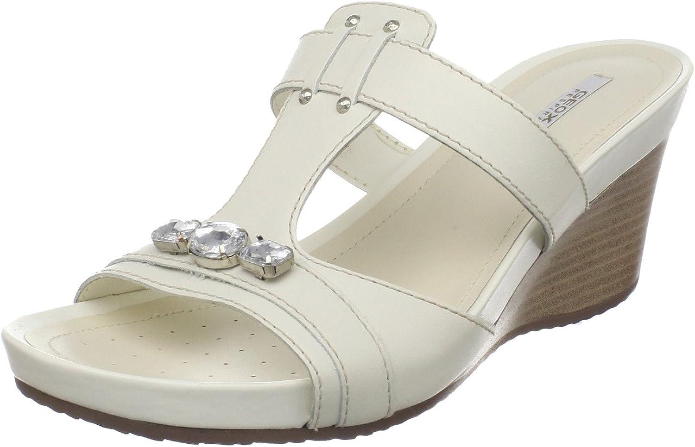 Geox damen Rorie Rorie D1196R00043C9999 Damen Sandalen Fashion-Sandalen  Alle Waren sind Specials