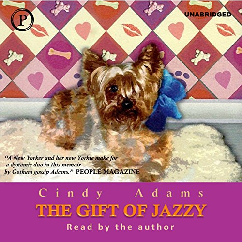 The Gift of Jazzy audiobook cover art