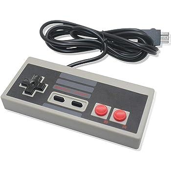 NES Classic Edition Wired Controller for Nintendo Mini NES - Nintendo Entertainment System Classic Mini