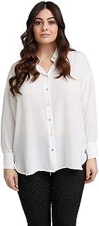 Fiorella Rubino : Camicia Lunga Donna (Plus Size)