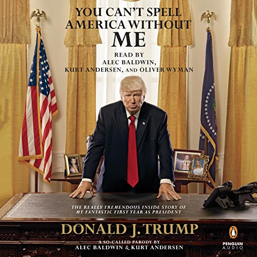 You Can't Spell America Without Me cover art