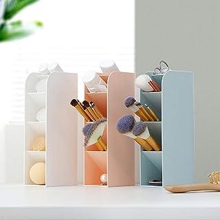 Cosmetische Opslagorganisator, 3-in-1 Cosmetische Opslag Voor Dressoirorganisator Voor Vrouwen, Borstels en Lippenstift Ge...