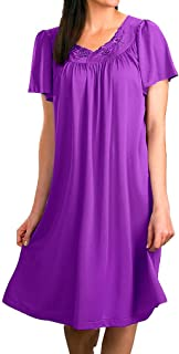 Shadowline Women's Plus-Size Petals 40 Inch Short Flutter Sleeve Waltz Gown