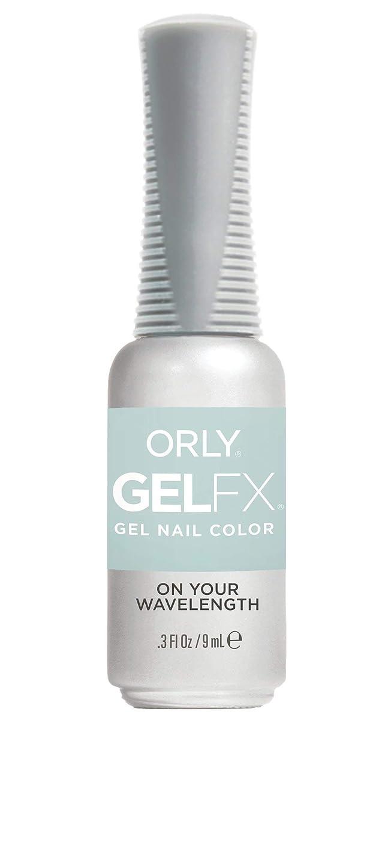 心からパニック盲信ORLY Gel FX - Euphoria 2019 Collection - On Your Wavelength - 0.3 oz / 9 mL