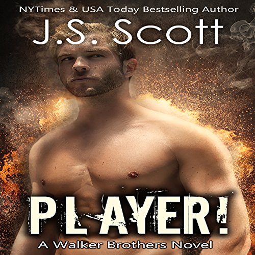 Player! audiobook cover art
