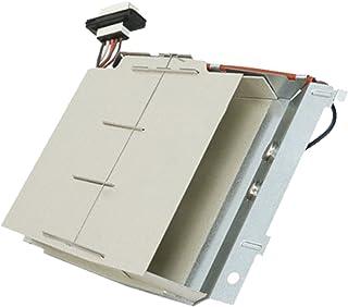 Spares2go - Elemento calefactor completo + termostatos para secadora Whirlpool (2400 W)