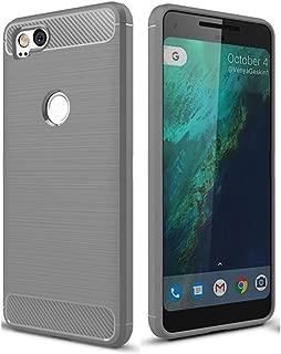 Google Pixel 2 XL Case, Pixel2 XL Case, Cruzerlite Carbon Fiber Shock Absorption Slim Case for Google Pixel 2 XL(2017)
