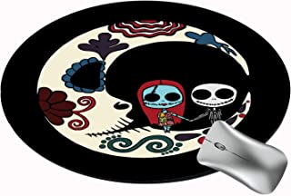 Sechao Customized Round Office Mouse Pad Non-Slip Rubber Mouse Pads Cute Mat 7.9X7.9