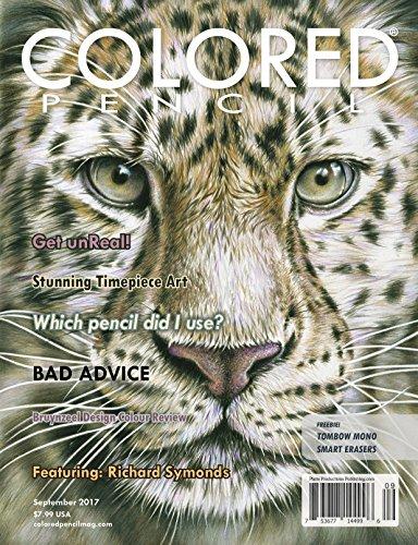 COLORED PENCIL Magazine - September 2017